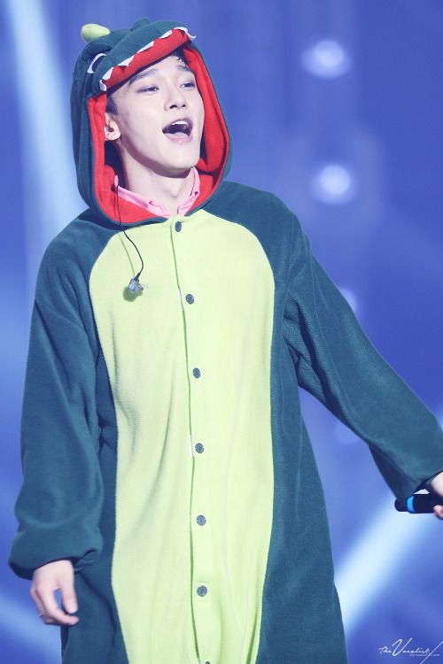 Chen - 160319 Exoplanet #2 - The EXO'luXion [dot]Credit: The Vocalist.