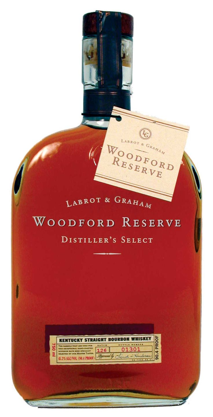 Woodford Reserve  [American Bourbon Whiskey]