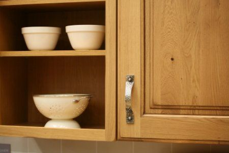Resurfacing Cabinets by Trial and Error | DoItYourself.com