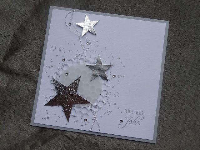 Jenny's Papierwelt: ~ Neujahrswünsche & Weihnachtspost ~