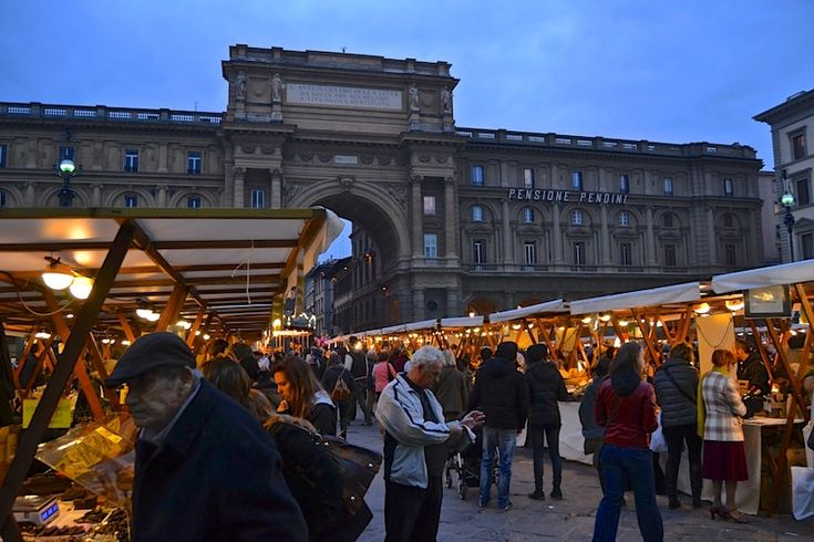 November in Florence & Tuscany - Florence Journal