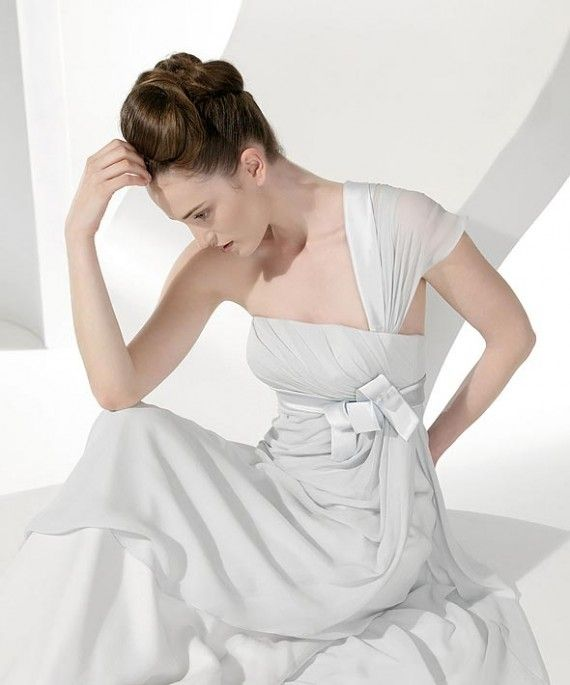 Макияж для невесты в греческом образе