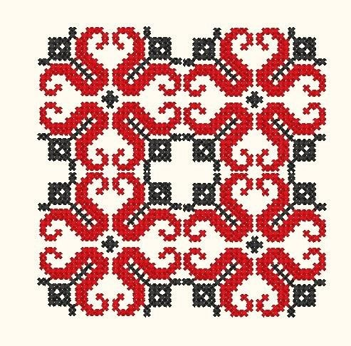 hungarian cross stitch