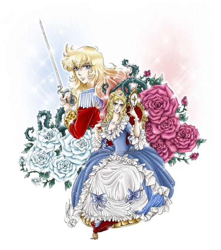 Lady Oscar - Inscripción al Concurso Terminado por RedPassion
