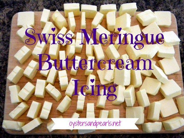 SwissMeringueButtercreamIcing