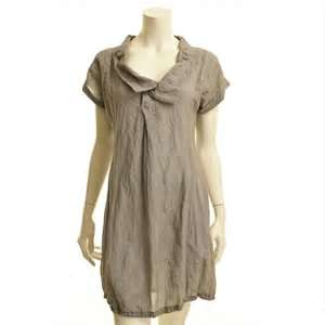 Detail gambar untuk -Sandwich Clothing Tunic Dress | Sandwich Clothes Grey Tunic Dress ...