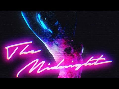 The Midnight - Kick Drums & Red Wine - YouTube