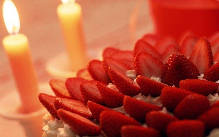 Романтические десерты