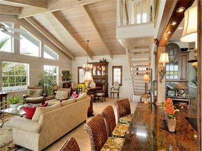 Warm And Inviting Florida Keys Bay Front Home