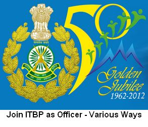 How to Join Indo -Tibetan Border Police (ITBP) as Officer get details at http://cdsexam.com/join-indo-tibetan-border-police-itbp-as-officer/