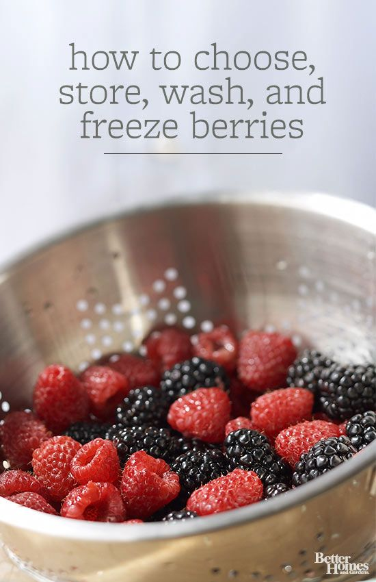 How to choose store wash and freeze berries burn belly fat fat burning and berries - How to choose a freezer ...