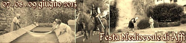 Affi | Antica Festa Medievale #gardaconcierge