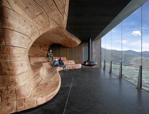 :O #dovre #norway #snohetta #architecture