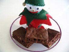 Brownies au cacao