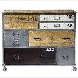 Chest of Drawers Cargo Industrial