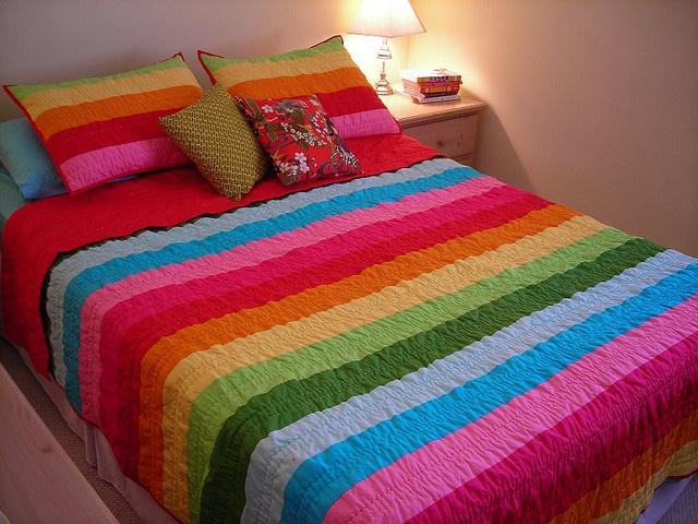 33 Best Rainbow Bedding Images On Pinterest Rainbow
