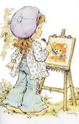 painting - Sarah Kay