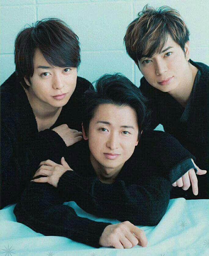 Sho, Ohno & Jun