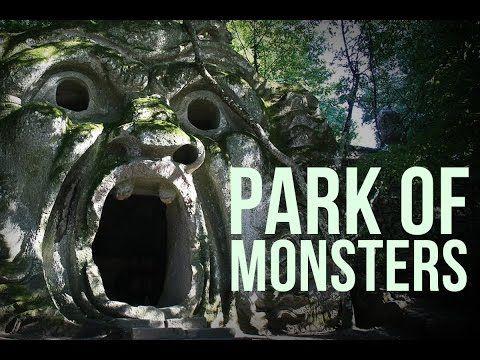 Sacro Bosco/Parco dei Mostri: Der seltsame Park der Ungeheuer bei Rom - TRAVELBOOK.de