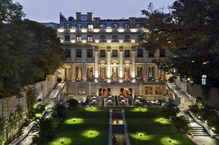 Palacio Duhau - Park Hyatt, Hotel, Recoleta, Buenos Aires