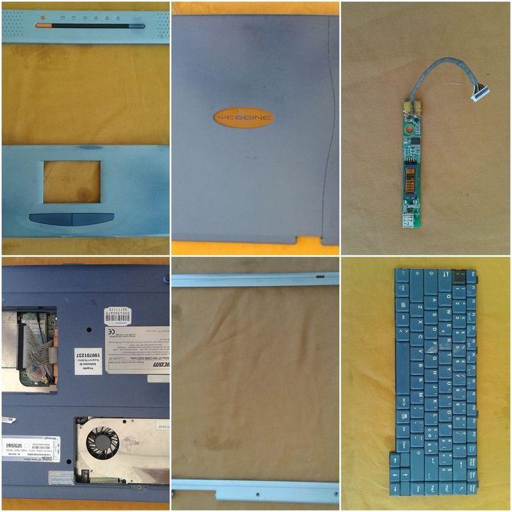 ricambi notebook,portatile, gericom webgine 1430xl