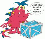 Cubic Metre
