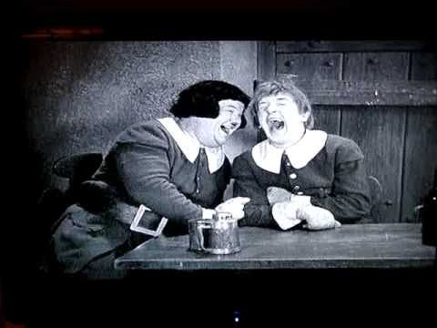 LAUREL and HARDY Devil's Brother Drunk Scene - YouTube