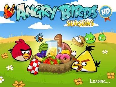 Download Gratis Game Angry Birds Seasons 2.5.0 | Berbagi Software | Free Download Software | Software Gratis