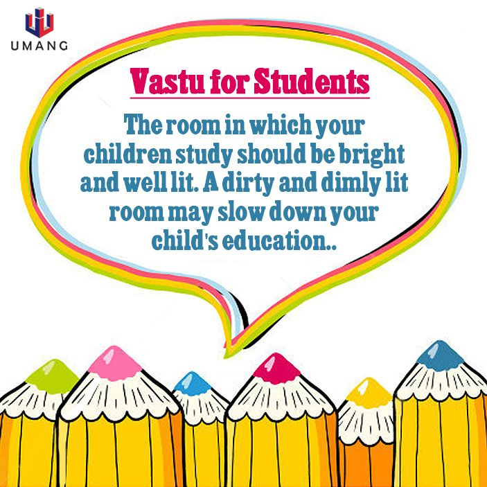 Vastu tip for students :)  #Vastu #Stuednts #Homes #Apartments