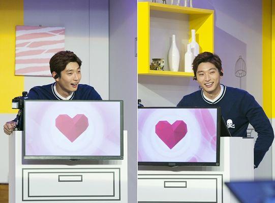 Eunji und Chanyeol Dating