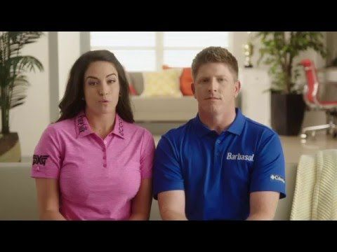 Barbasol + Pure Silk Commercial featuring Martin and Gerina Piller - YouTube ❤️