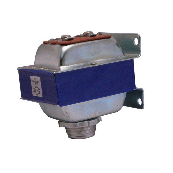 IQ America 16-Volt/10-Watt Wired Doorbell Transformer-DT-1610A