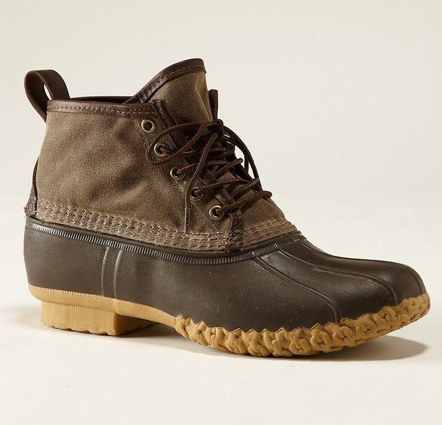 Ll Bean Tote Shoes Mens
