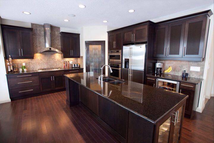 My kitchen built by Jayman