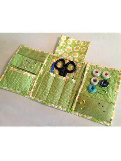 Tri Fold Sewing Caddy