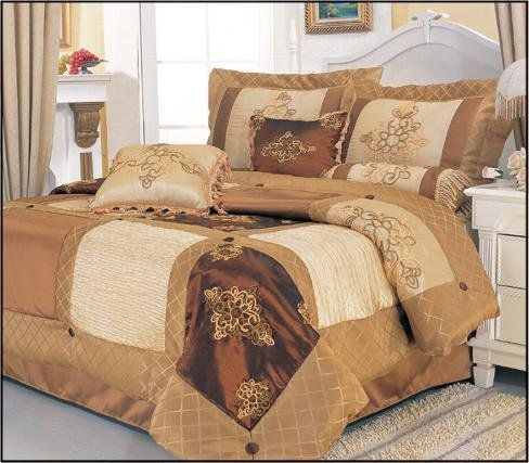 17 best images about home kitchen comforters sets on for Kitchen queen set