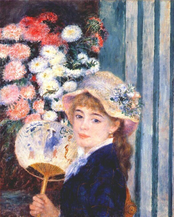 Pierre Auguste Renoir 1841-1919, France                              …