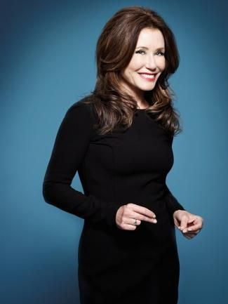 Mary McDonnell is ALL Sarah's! And I'd have traded twice as many people to get her!!