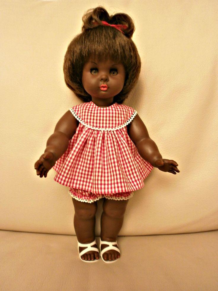 CAROLINA NERA FURGA ALT. 40 CM. in Giocattoli e modellismo, Bambole e accessori, Bambolotti e accessori | eBay