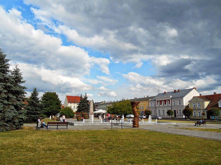 Koło domu: Nowy Tomyśl - miasto wikliny i rowerów