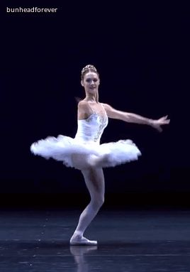 Jurgita Dronina of Dutch National Ballet performing Le Corsaire