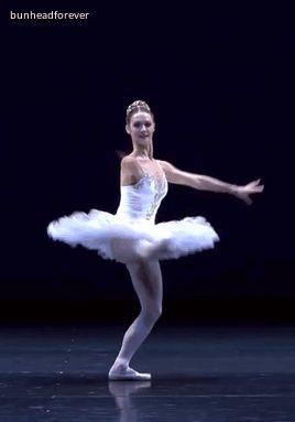 "Jurgita Dronina of Dutch National Ballet performing ""Le Corsaire"""