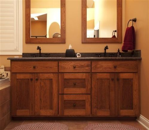 Best Bathroom Vanity Cabinets Ideas On Pinterest Vanity