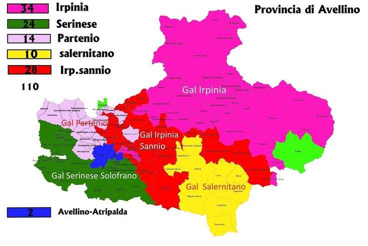 #gal Irpina - la #politica prima  dello #sviluppo