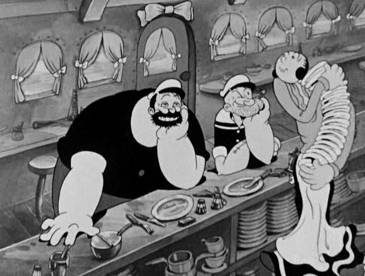 82 Best Images About Comics: Popeye * On Pinterest
