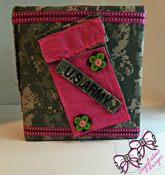 Letter ti home Binder. I made this special for my husband's letter. It's a mini binder. I love having this keep sake for years to come. $30 on Etsy and customization is possible. Click to check it out