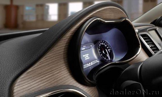 Приборная панель Крайслер 200 2015 / Chrysler 200 2015
