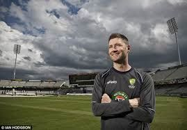 BORN- APRIL 2, 1981 IN LIVERPOOL. HEIGHT- 1.78 M MAJOR TEAMS-Australia, Hampshire, New South Wales, Pune Warriors. CURRENT TEAMS PLAYED FOR-SYDNEY THUNDER, NEW SOUTH WALES CRICKET TEAM, AUSTRALIA NATIONAL CRICKET TEAM. NICKNAMES-TOP DOGG, EMINEM, CLARKEY, NEMO, PUP. PARENTS-DEBBIE CLARKE,LES CLARKE.
