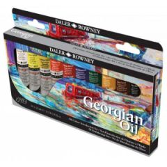 Daler Rowney NEW GOC OILS INTRODUCTION SET10x22ml.