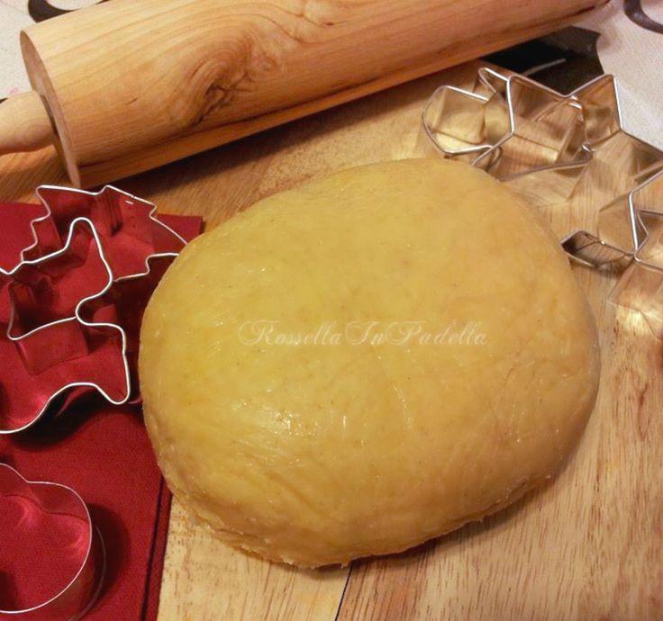 Pasta frolla, ricetta base speciale per biscotti